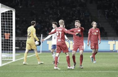 Otra victoria del RB Leipzig en Berlín