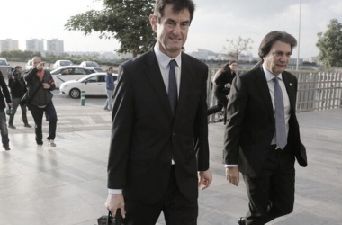Gonzalo Hervás y la propuesta de dejar al administrador