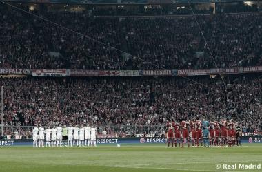 La goleada blanca en Múnich cumple seis años