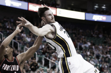 Gordon Hayward is one of the best small forwards in the game. (Photo: Jeff Swinger/USA TODAY Sports)