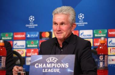 Jupp Heynckes mostra total confiança no elenco do Bayern após vitória diante do PSG