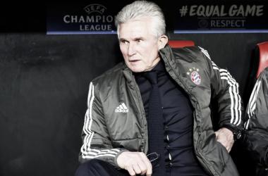 Es la 12° victoria consecutiva del entrenador en la Liga de Campeones | Foto: @FCBayernES