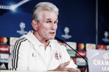 Este podría ser el último partido internacional del entrenador al mando del Bayern | Foto: @FCBayernES