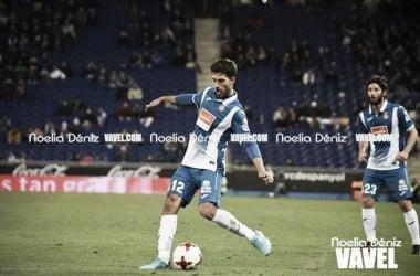 Dídac Vilà ante el CD Tenerife en Copa de Rey (Foto: Noelia Déniz)