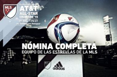 Nómina completa MLS All Star. Foto: mlssoccer.com