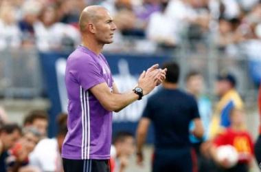 """Zidane: """"Hay que ir cogiendo ritmo"""""""