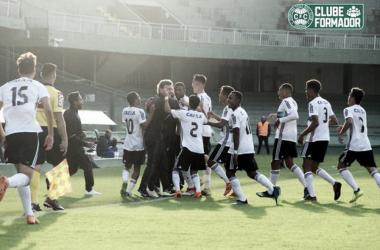 Foto: Site oficial Coritiba