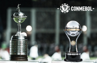Sorteio da Copa Libertadores e Copa Sul-Americana 2019