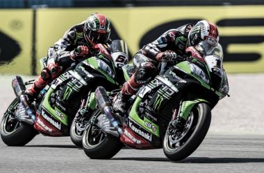 El Kawasaki Racing Team, con la posibilidad de hacer historia en Imola