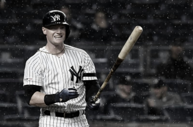 Clint Frazier en un partido con los Yankees / Foto: Getty Images