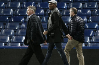 Drogba set for Chelsea return