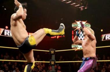 NXT Recap 4/1/15