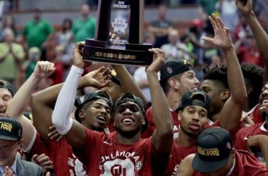 MarchMadness: Kansas ne verra pas le Final Four, Hield porte Oklahoma
