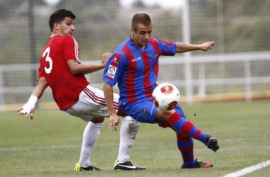 """El Levante UD """"B"""" consigue su primer punto"""