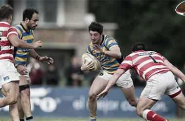 Hindú se clasificó y complicó a Alumni que no tiene margen de error. Foto: A Pleno Rugby.