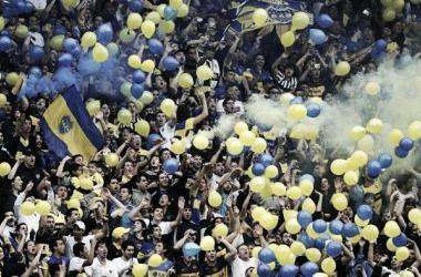 Las semifinales entre Boca e Independiente del Valle podrían jugarse sin público visitante. Foto: TN
