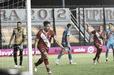 Arsenal 0-1 Argentinos Juniors (Foto: Argentinos Juniors)