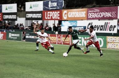 Deportivo Morón 0-2 Ferro