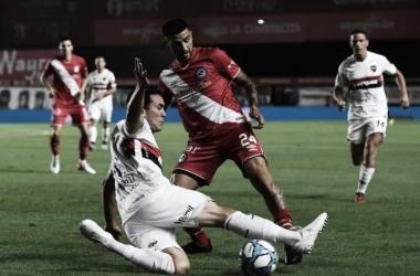 Argentinos Juniors 1-0 Newell's
