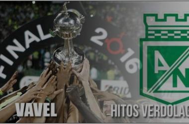 El 27 de julio de 2016 la gloria se tiñó de 'verde' | Fotomontaje: VAVEL Colombia