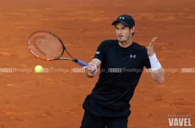 Galería de imágenes de la victoria de Andy Murray sobre Radek Stepanek