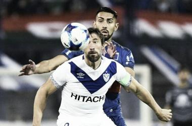 Godoy vs Pavone en el ante último encuentro (Foto: Clarín).