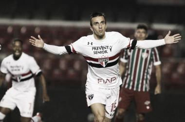 João pode sair ainda antes do paulista (Foto: Rubens Chiri/São Paulo FC)