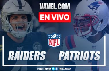 Resumen y Touchdowns del Raiders 20-36 Patriots en la semana 3 de la NFL 2020