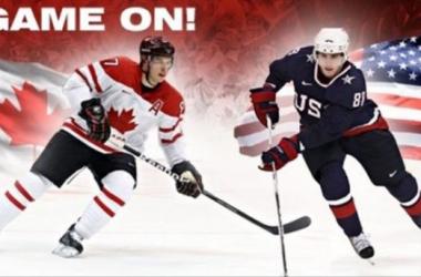 Live Sochi 2014 : le match de hockey sur glace masculin Etats-Unis - Canada en direct