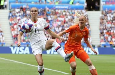 Goles y resumen: Países Bajos 2 (2) - 2 (4) Estados Unidos en Tokio 2020