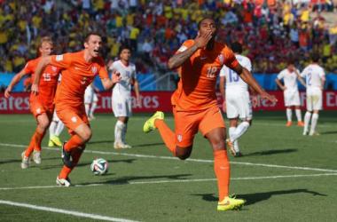 Países Bajos - Chile: puntuaciones de Países Bajos, jornada 3, grupo B