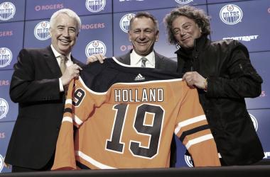 Ken Holland | Foto: Edmonton sun