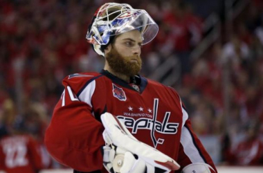 Washington Capitals Extend Braden Holtby To Five-Year Extension