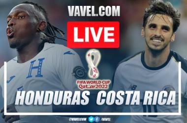 Highlights: Honduras 0-0 Costa Rica in World Cup Qualifiers 2022