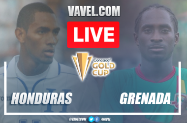 Highlights and Best Moments: Honduras 4-0 Grenada in Gold Cup