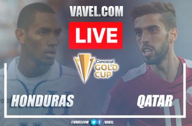 Goals and Highlights: Honduras 0-2 Qatar in Gold Cup