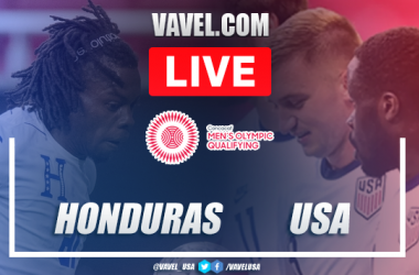 Goals and Highlights: Honduras 2-1 USA in CONCACAF Men's Olympic Soccer Qualifying