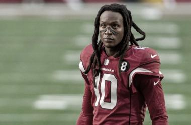DeAndre Hopkins, um dos atletas que reclamou da NFL (NFL / Divulgação)