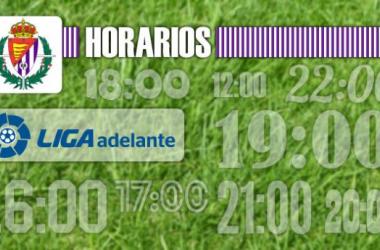 El Real Valladolid ya sabe cuándo se enfrentará al Llagostera y al Mallorca