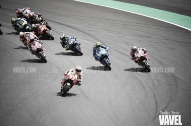 Resumen de la clasificación del GP de las Américas 2019 de MotoGP
