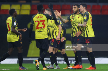Watford 2-0 Rotherham United: Hornets bounce back with comfortable victory