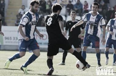 CD Alcoyano 1-1 L'Hospitalet: el Deportivo araña un punto en el descuento