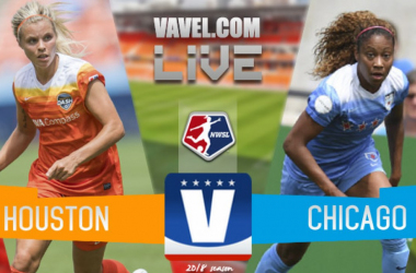 Houston Dash 1-1 Chicago Red Stars in 2018 National Women's Soccer League