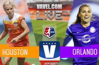 Houston Dash host Orlando Pride in a midweek matchup. (Photo: VAVEL USA)