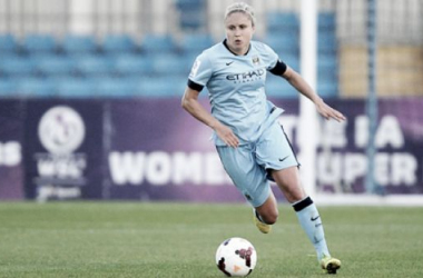 Steph Houghton extends contract with City Women