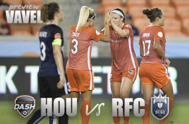 Houston Dash vs Reign FC Preview: Dash look for second all-time victory of the Reign