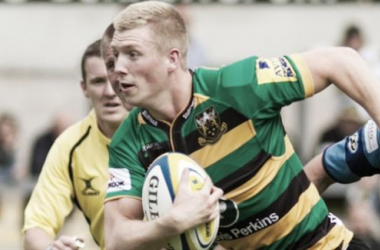 Exclusive with Northampton Saints and England under 20 player Howard Packman
