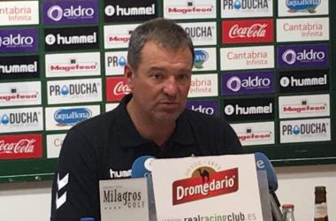 """Ángel Viadero: """"Hay que dar la vuelta al resultado"""""""
