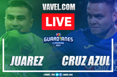 Goals andHighlightsof FC Juarez 0-1 Cruz Azul on Liga MX 2021