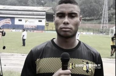 David Valencia, nuevo jugador de Once Caldas